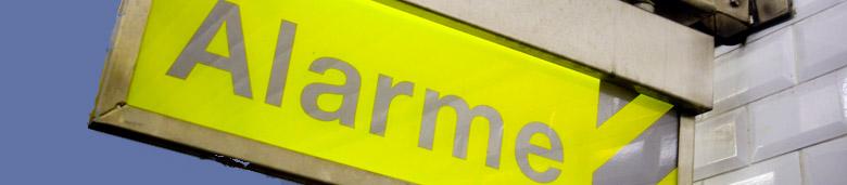 Informations Securite Alarme